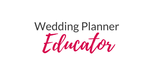 Wedding Planner Educator